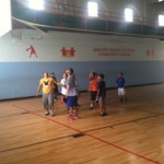 Basketball Gym