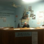 Front Desk Attendant